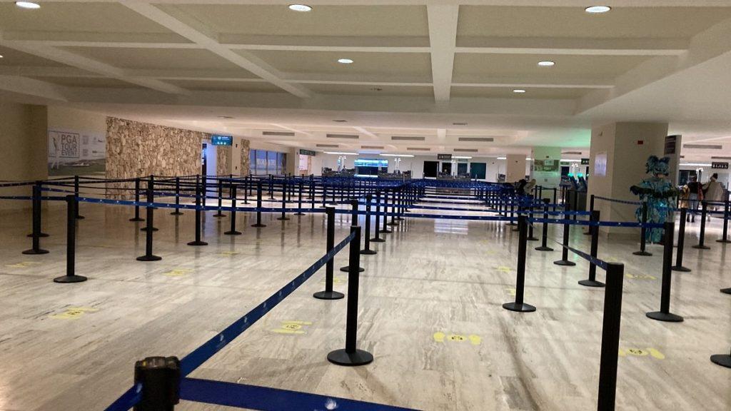 аэропорт доминикана паспортный контроль