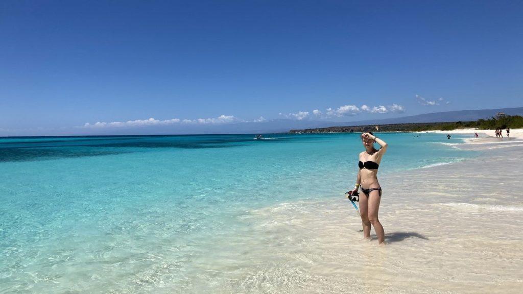 Доминикана море или океан