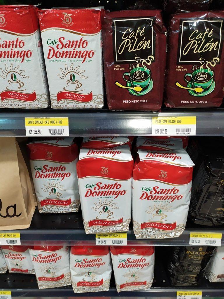 подарки из доминиканы кофе