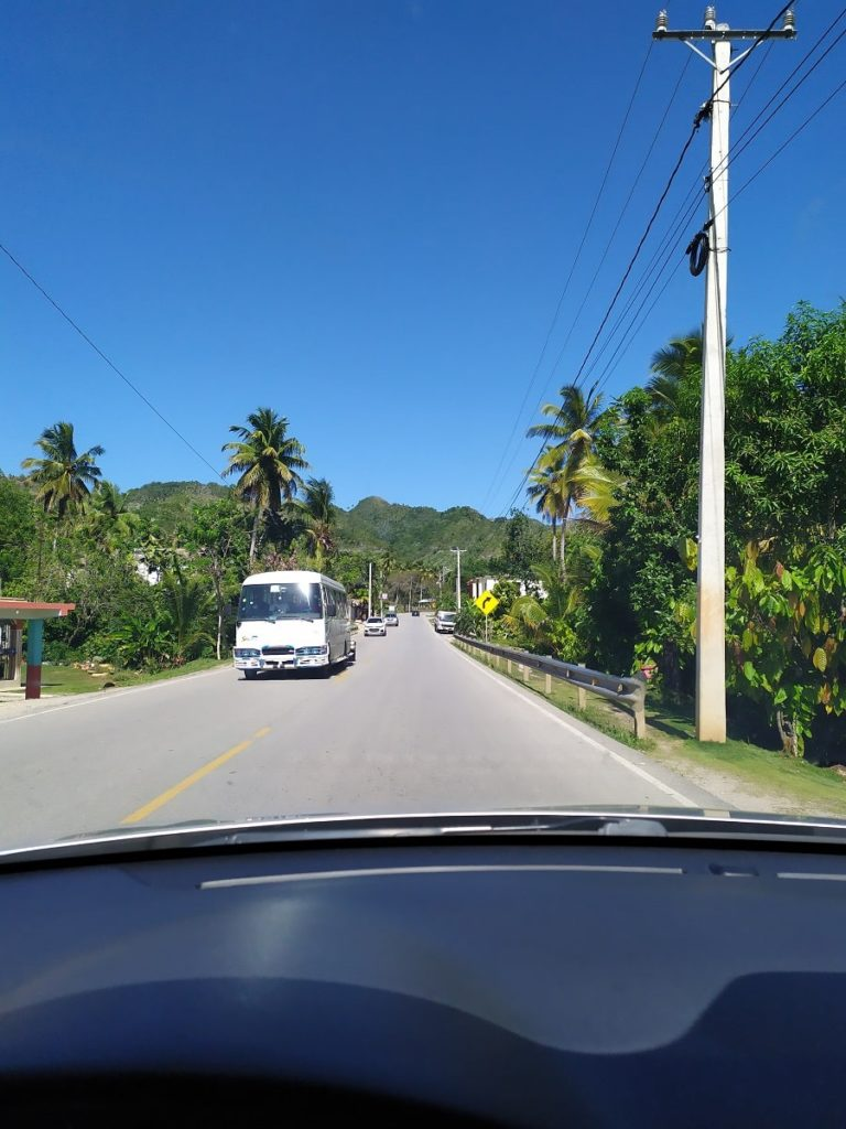 трафик на дорогах страны