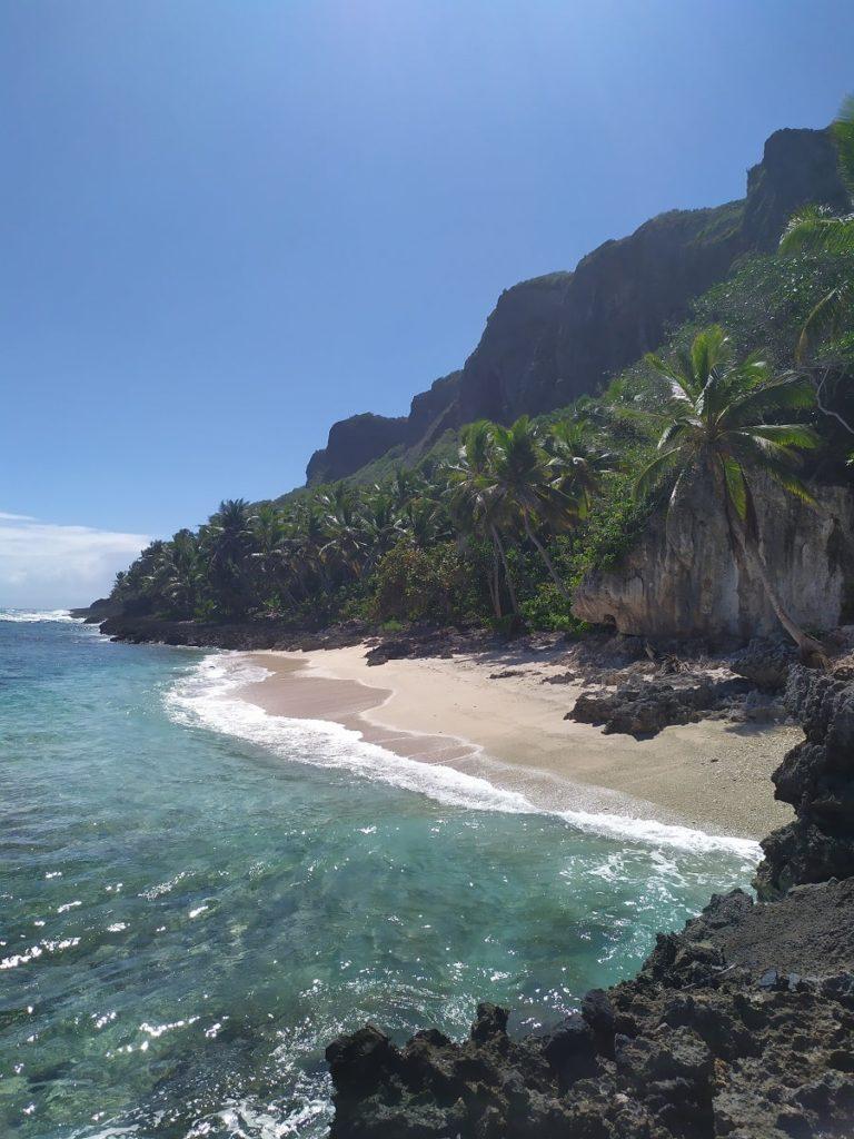 как выглядит пляж фронтон в доминикане