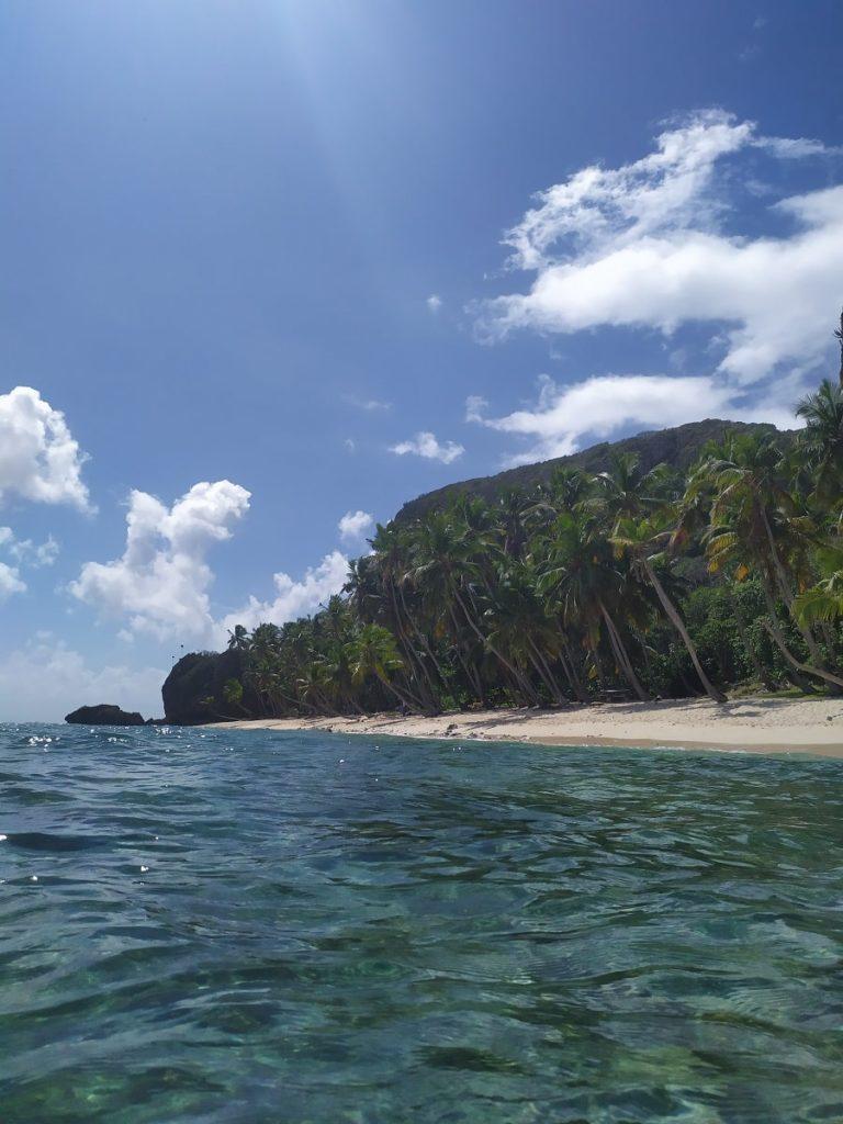 пляж фронтон и мадама в доминикане