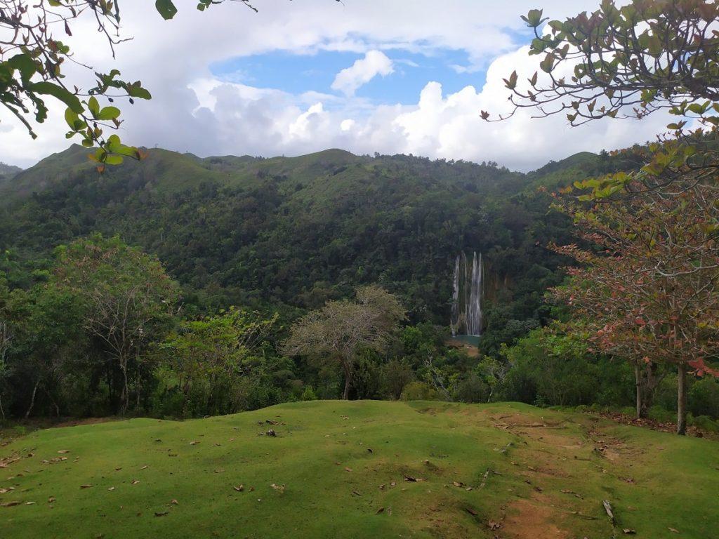 горная часть доминиканы