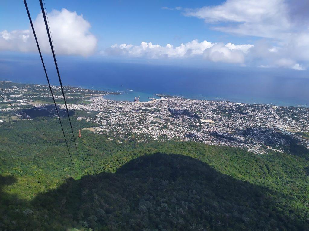 Горы доминиканы