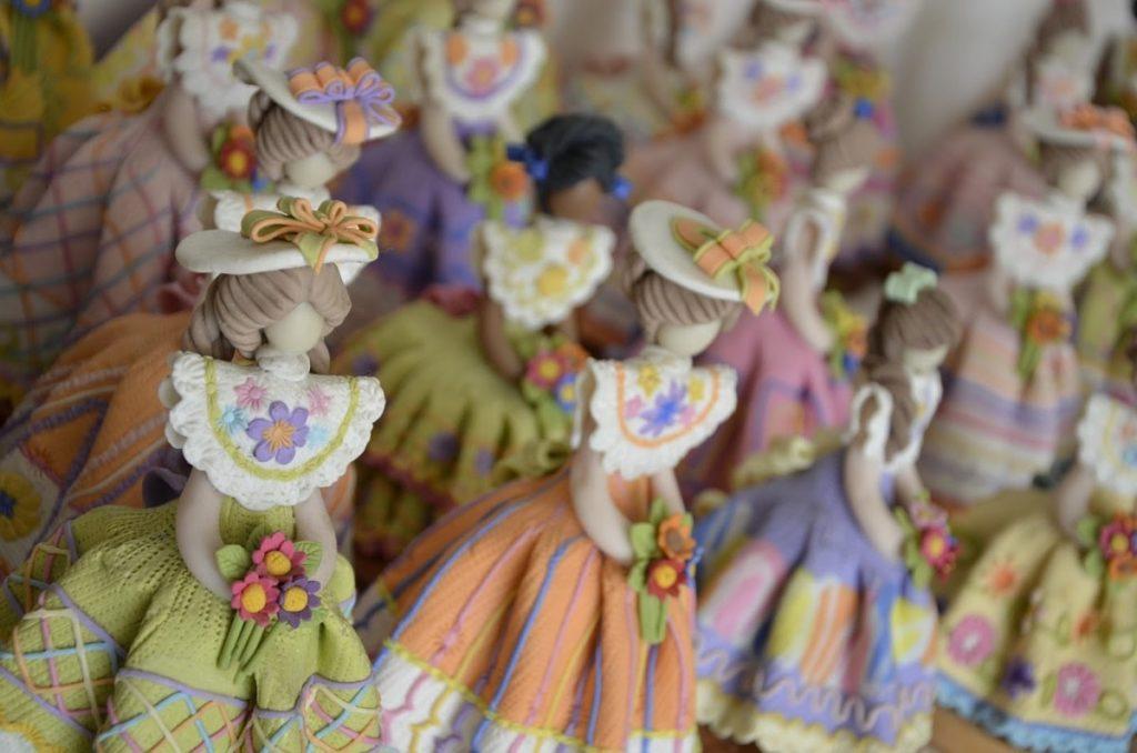Кукла лиме или безликая кукла