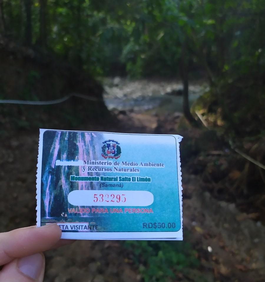 билеты на водопад