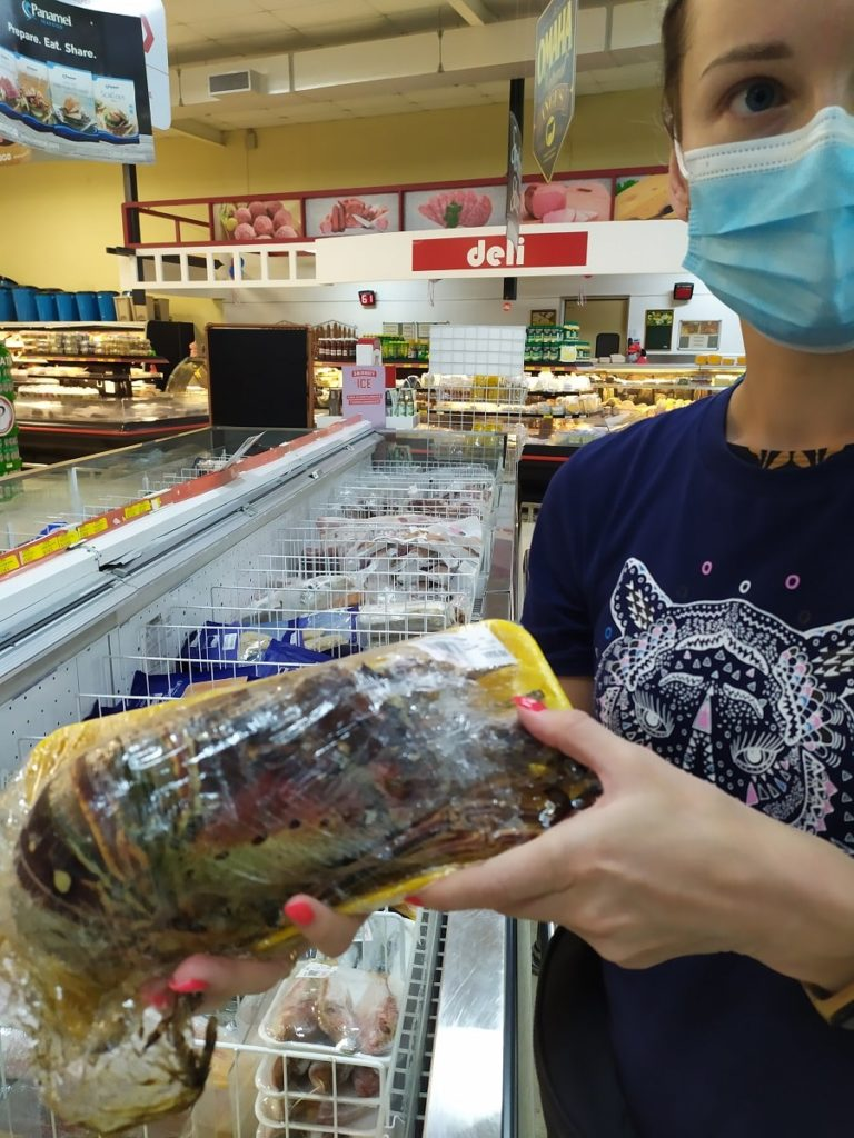цены на морепродукты в доминикане