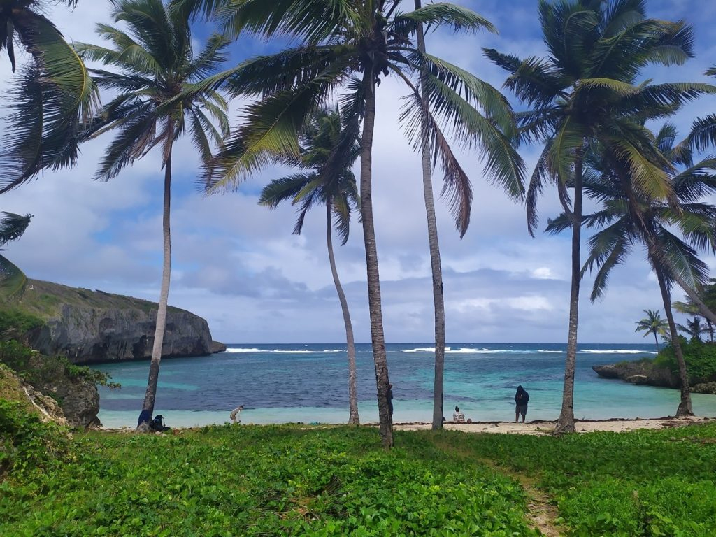 пляж мадама