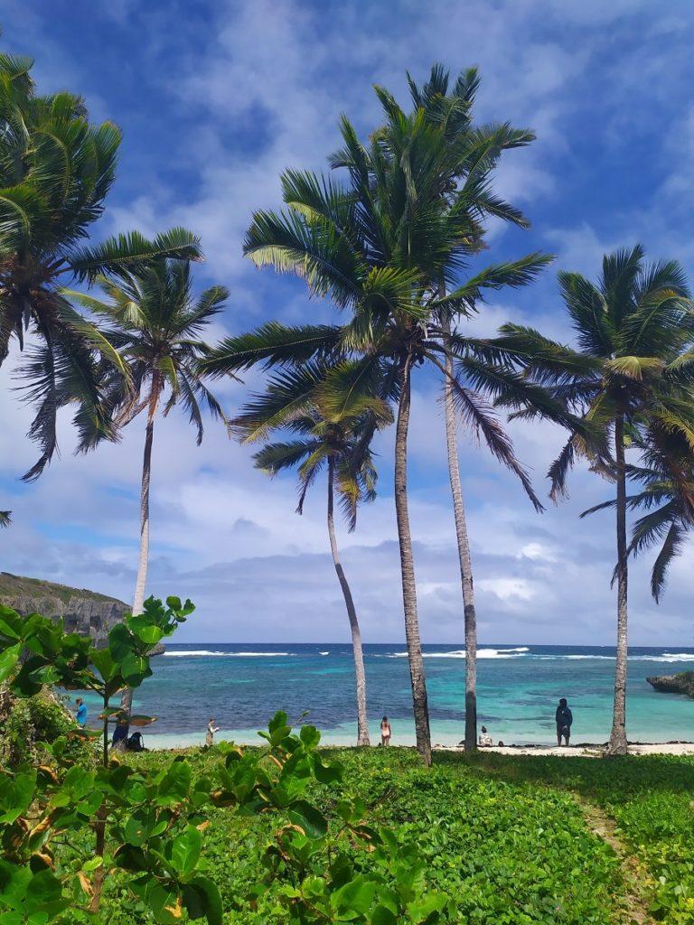 пляж мадама доминикана