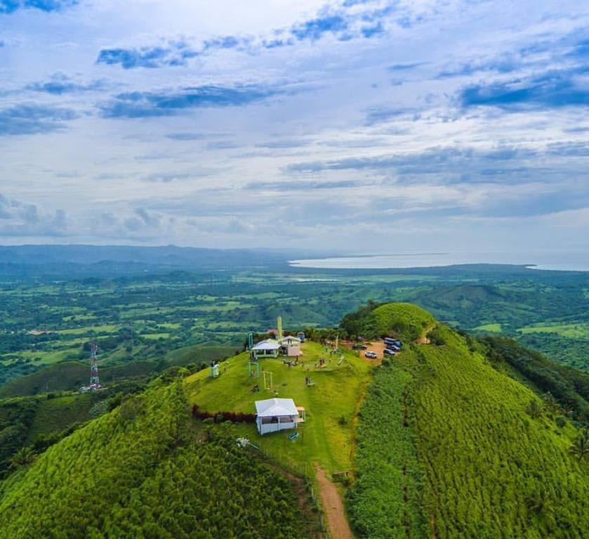 гора редонда в доминикане