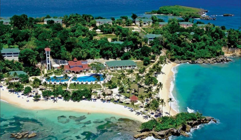 отель на острове кайо левантадо