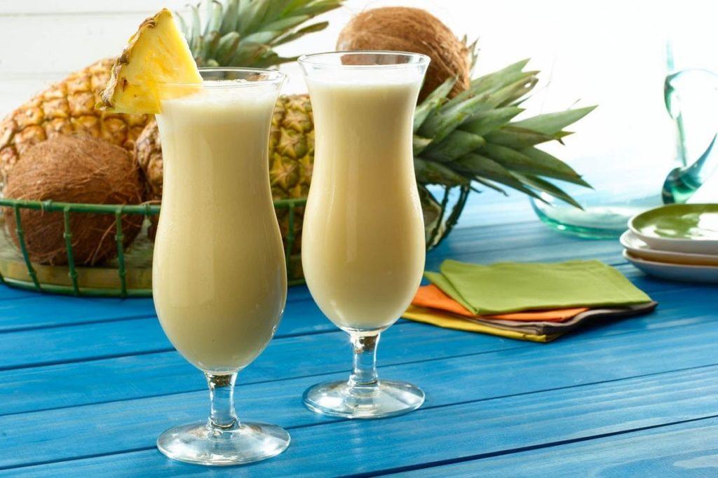 коктейль в доминикане