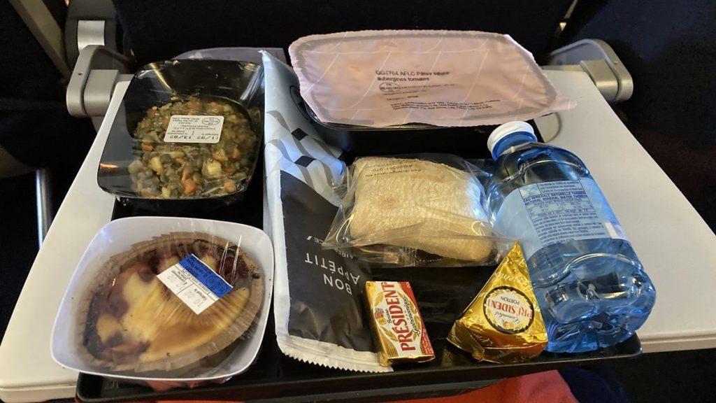 доминикана самолет питание