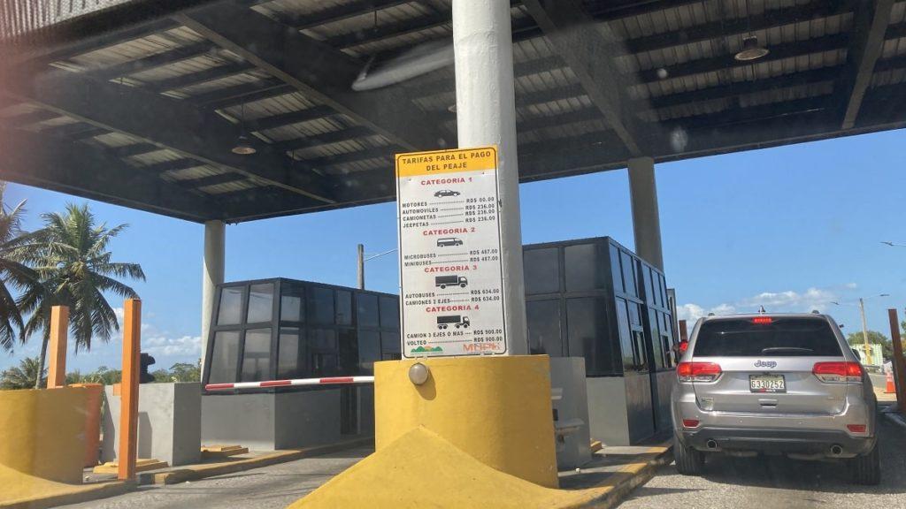 платные дороги доминиканы