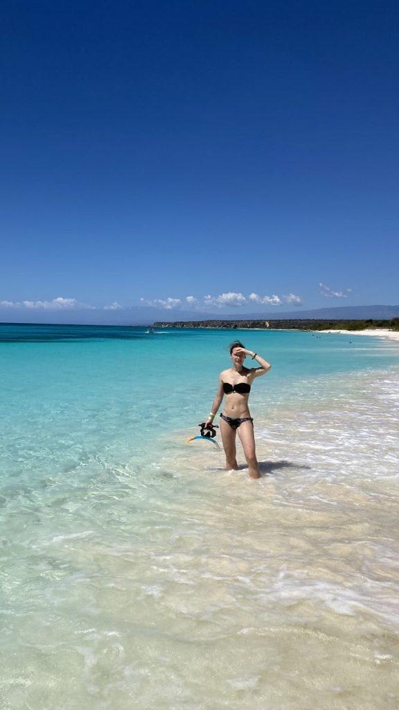 карибское море на юге доминиканы