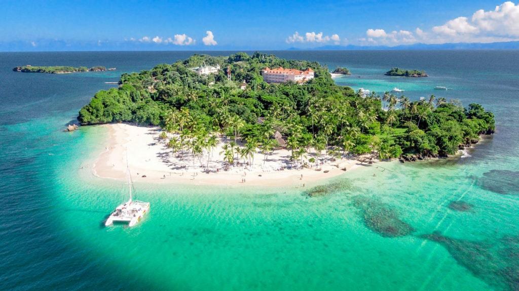 Остров Бакарди как посетить
