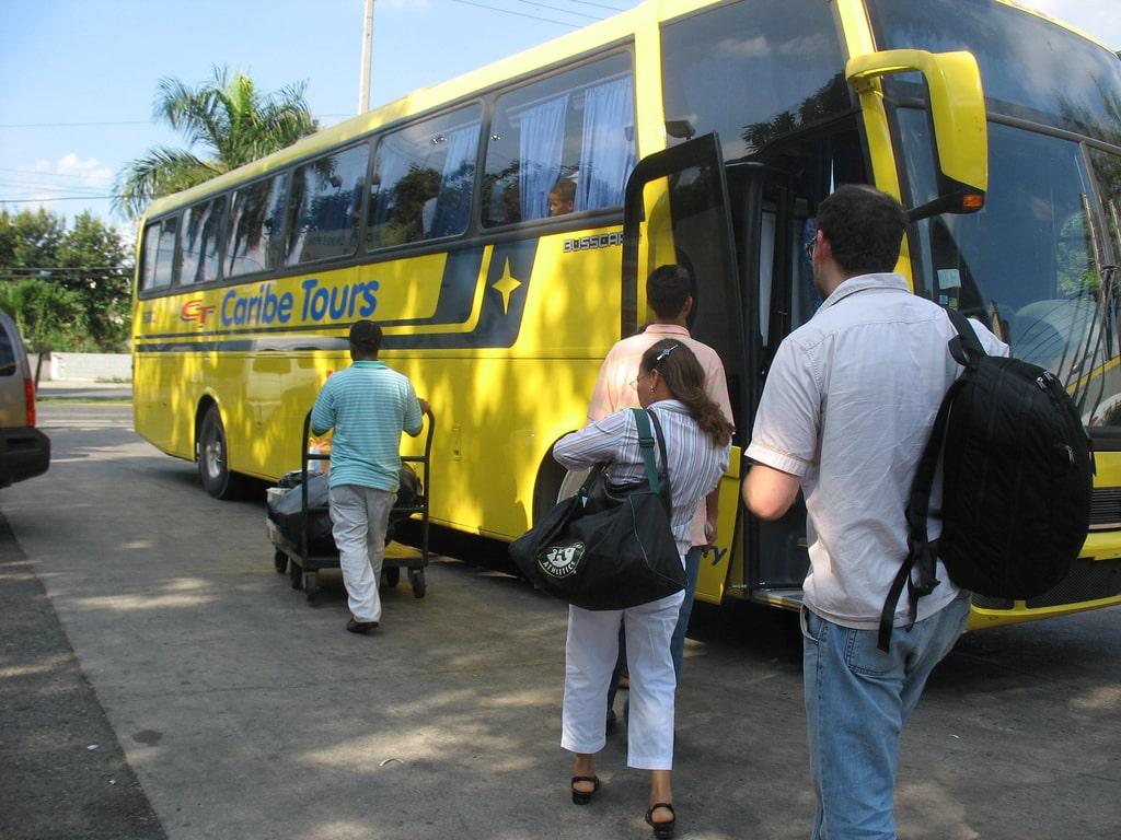 Общественный транспорт Доминиканы