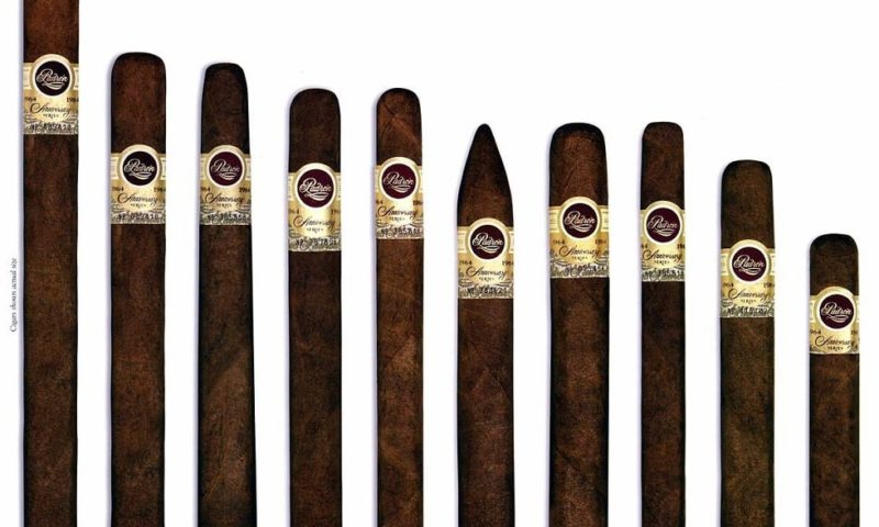 Калибры сигар форма