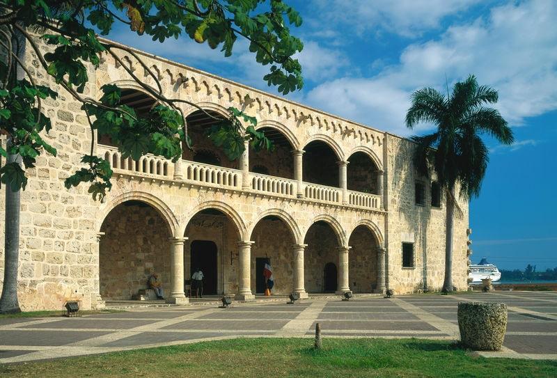 Дом Диего Колумба