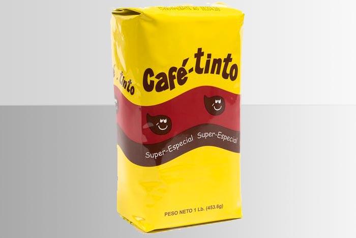 Кофе Тинто - сладкий кофе