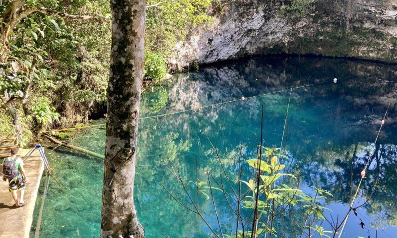 Dudu laguna Доминикана