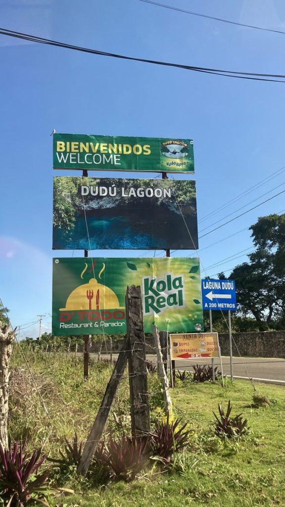 Навигация в Доминикане на дороге