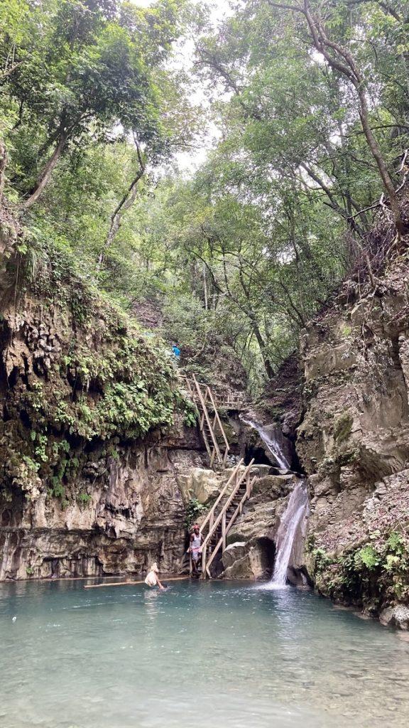 финиш маршрут 7 водопадов