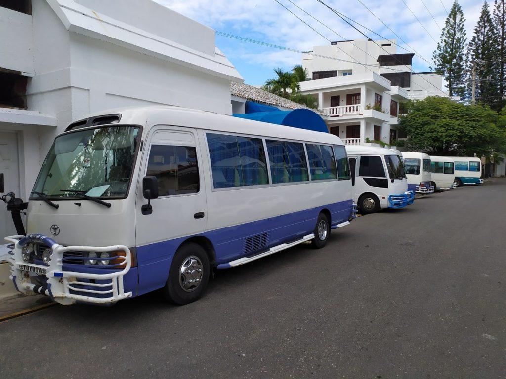Транспорт Доминиканы ГуаГуа