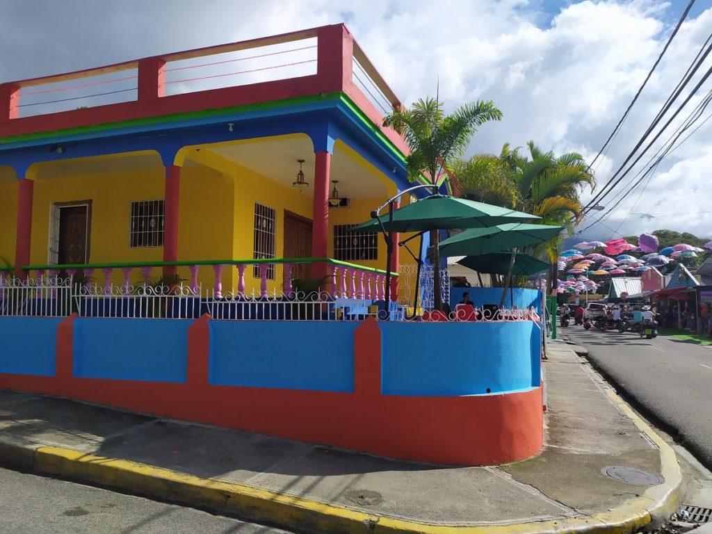 центр Харабакоа Доминикана