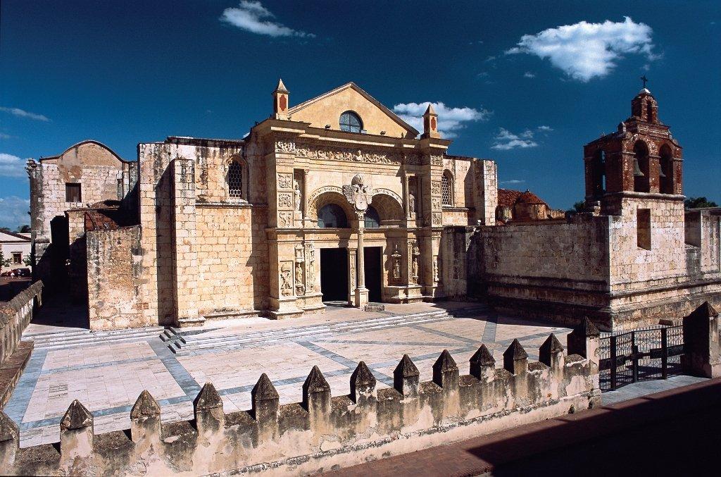 Санто-Доминго кафедральный собор