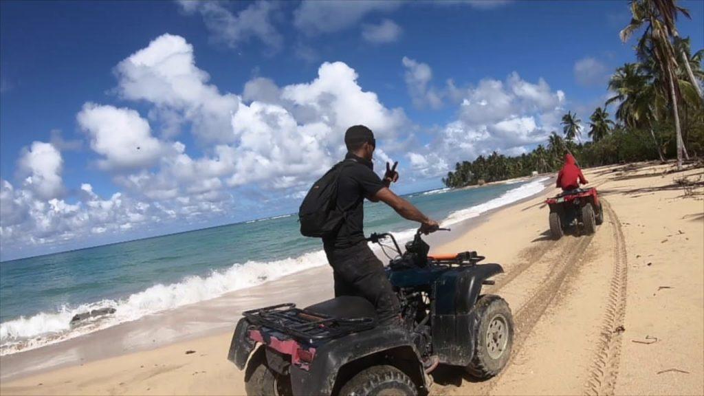 квадроциклы в Доминикане аренда