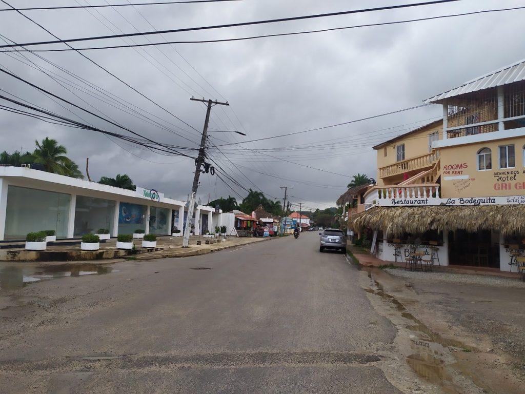 Главная улица Лас Галерас