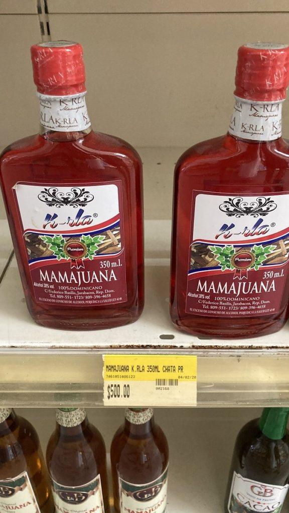 напиток в доминикане мама