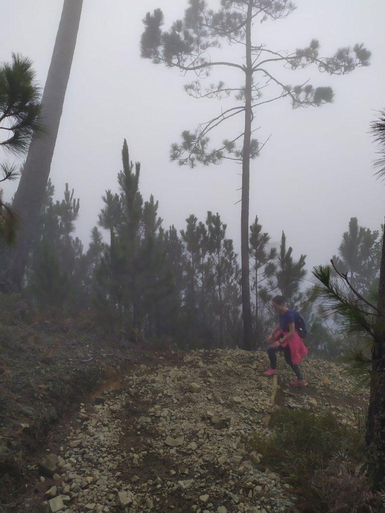Парк Армандо Бермудез в облаках