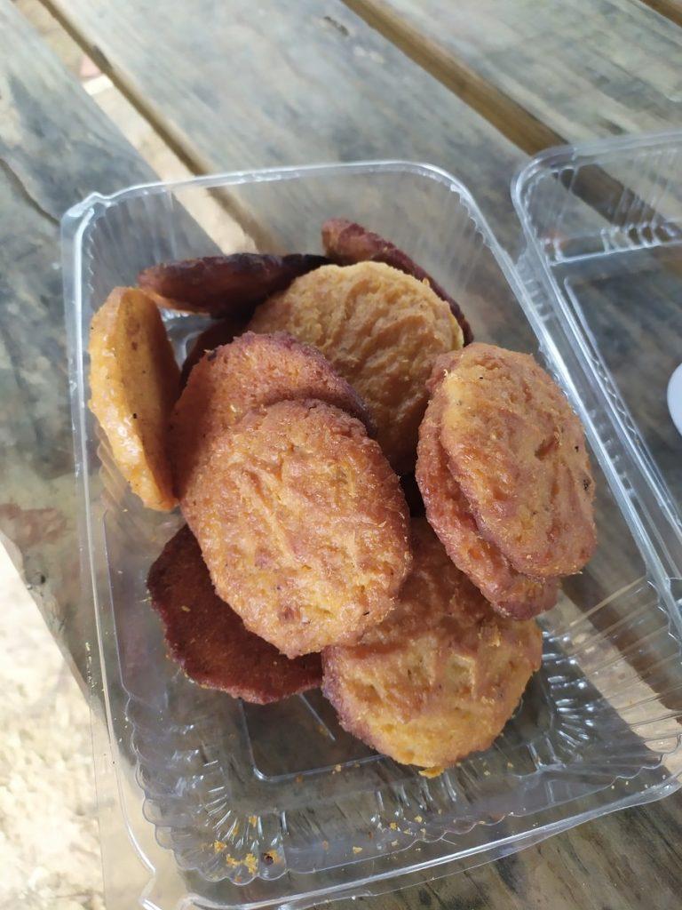 Печенье от мамы Эдуардо Доминикана