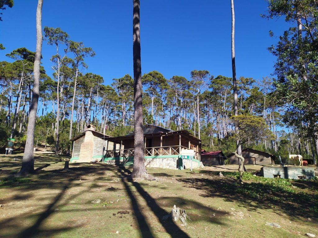 La comparticion Базовый лагерь Доминикана