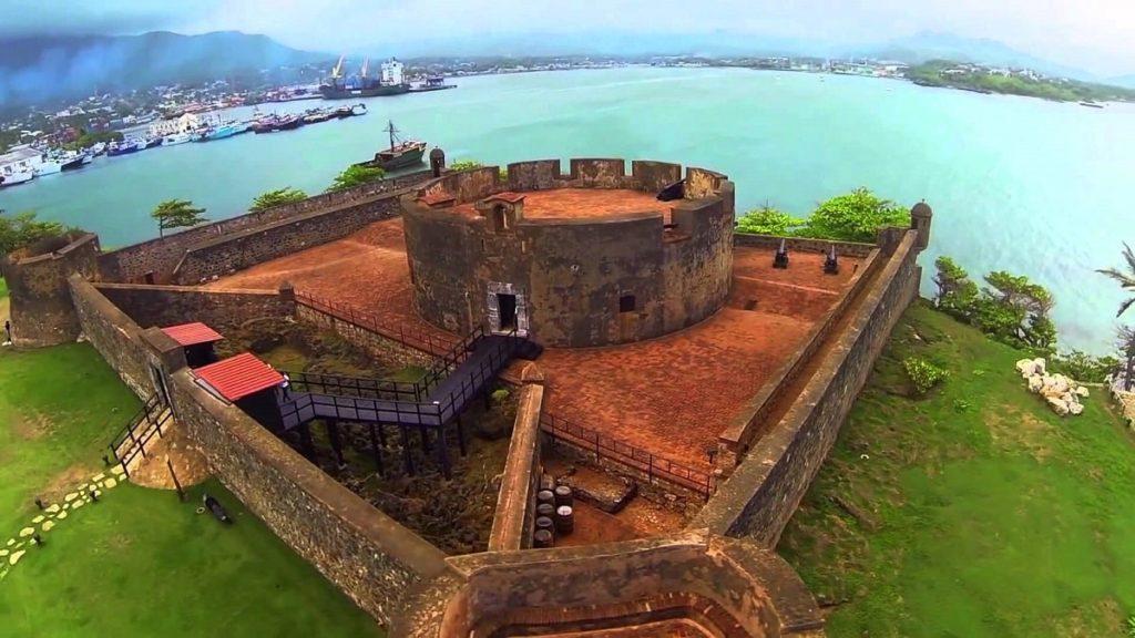 Крепость Сан-Филипе в Пуэрто-Плата