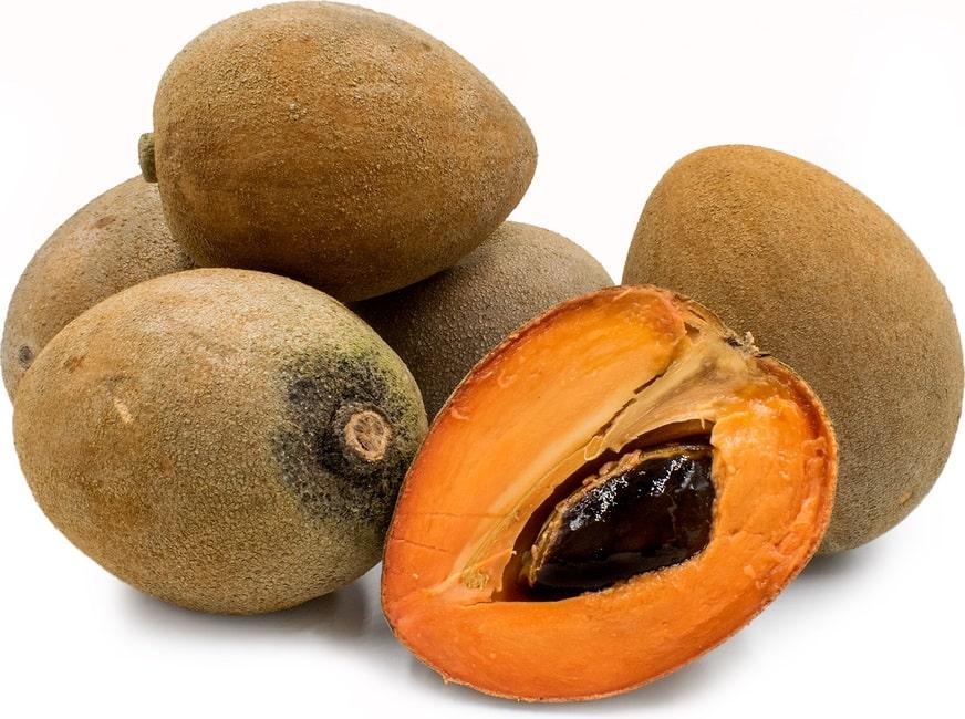 Сапоте доминиканский фрукт