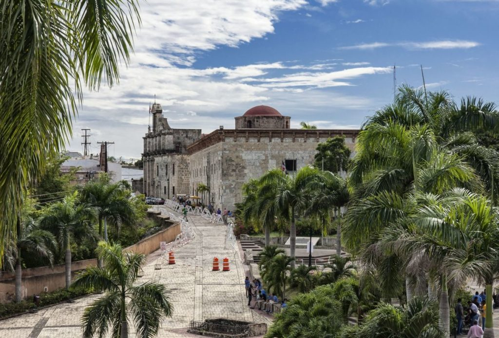 Зона Колониаль в Санто-Доминго