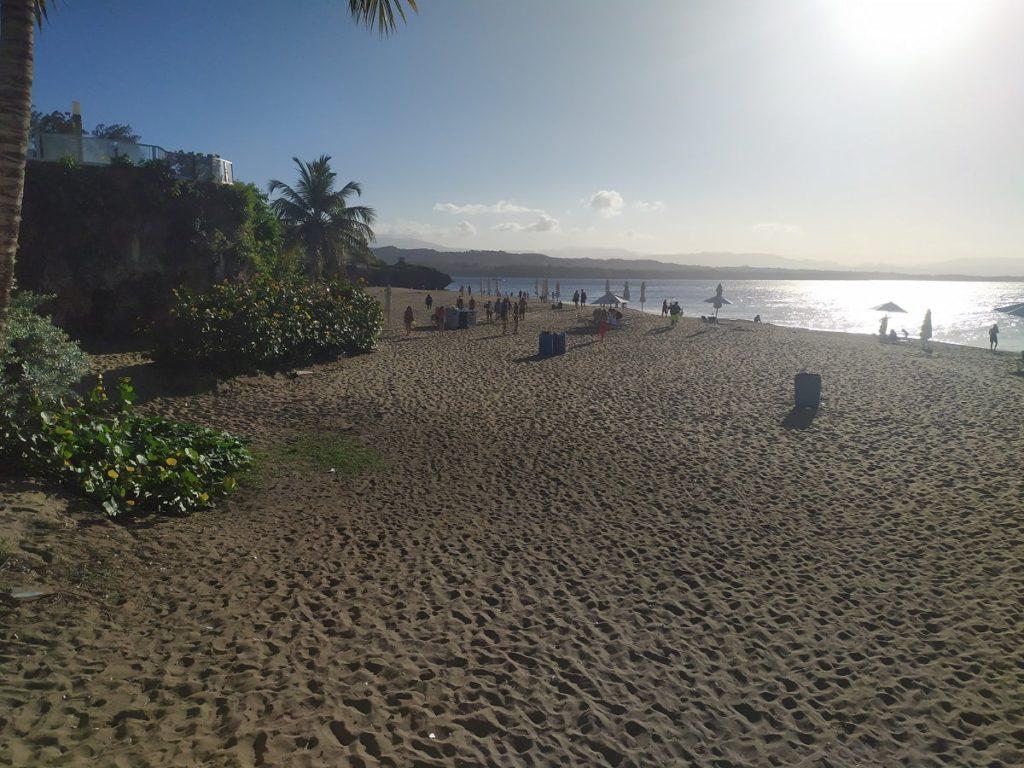 пляжи на севере Доминиканы