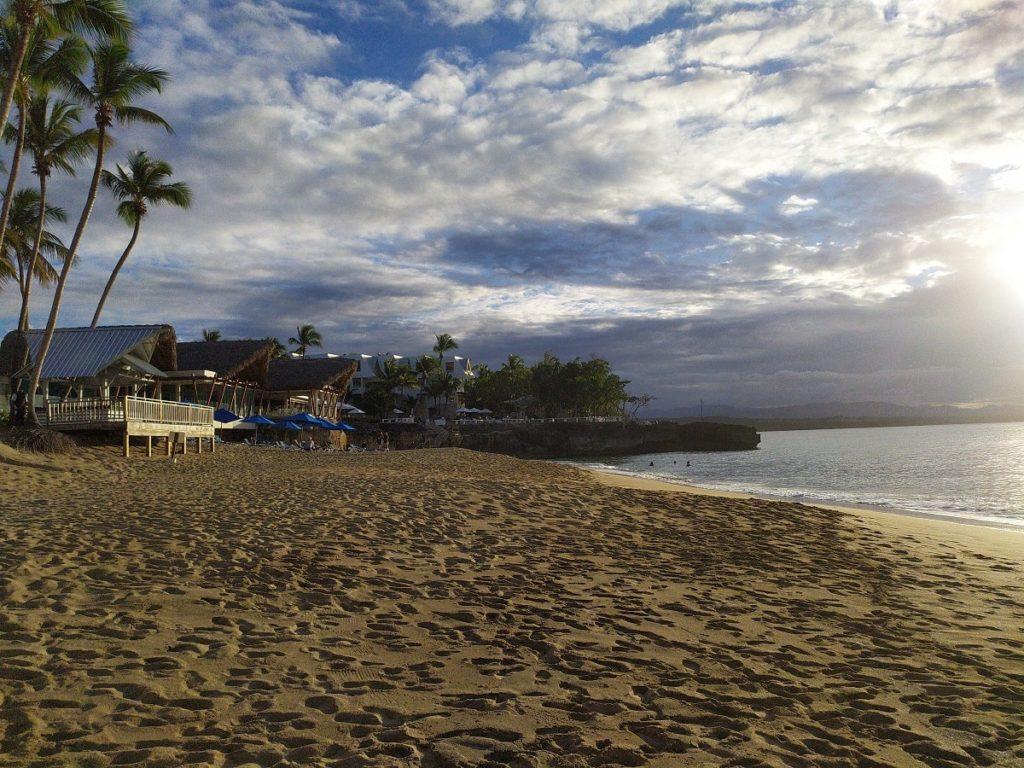 Пляжи города Сосуа