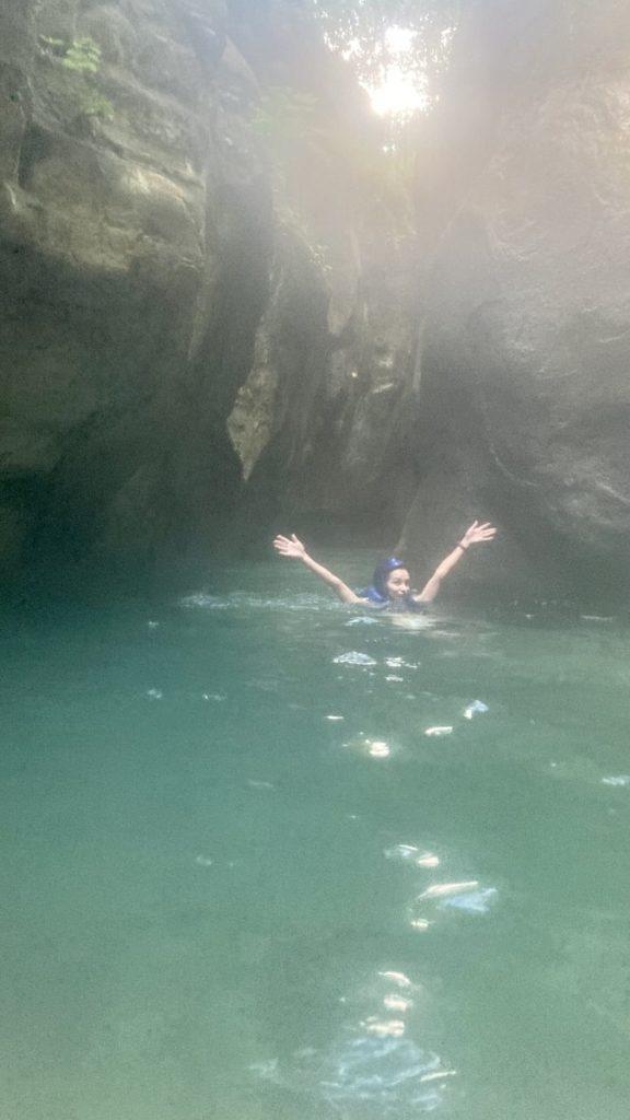сплав по каньону в доминикане