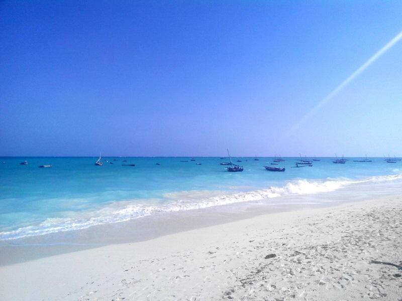 Занзибар или Доминикана пляжи