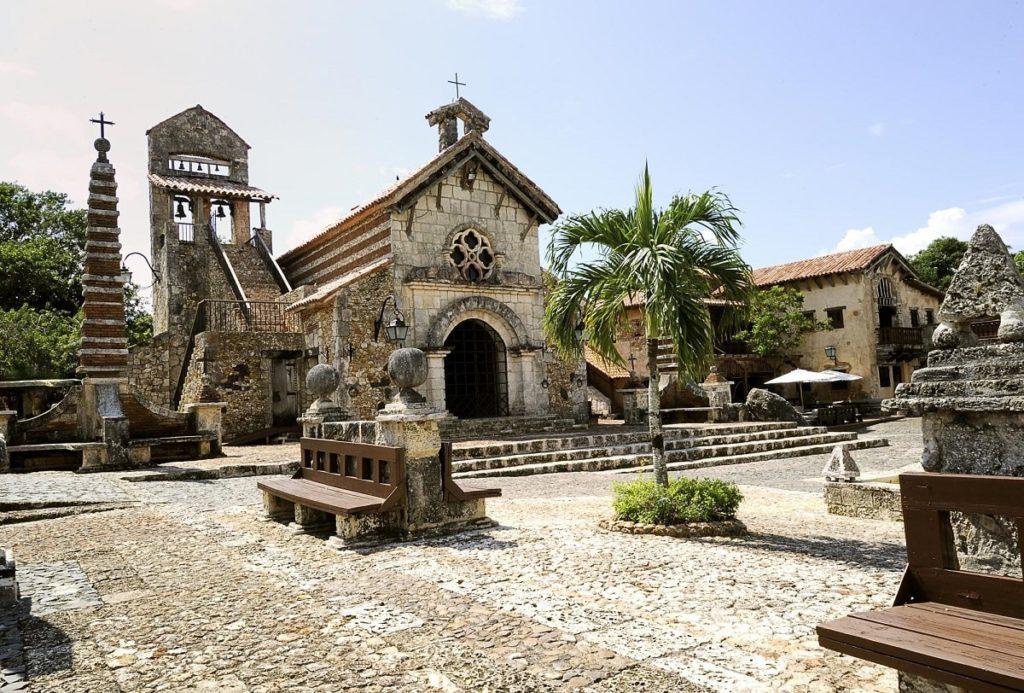 Альтос де Чавон на востоке Доминиканы
