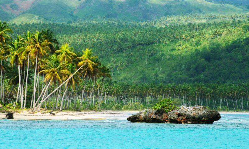 плюсы доминиканы пляжи и пальмы