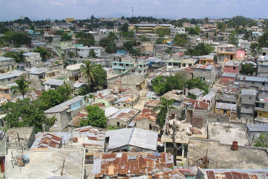 Трущобы Санто-Доминго